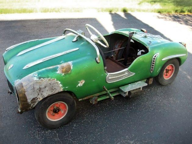 $6,800 Bumper Car! 1955 Gebr Ihle Bruchsal