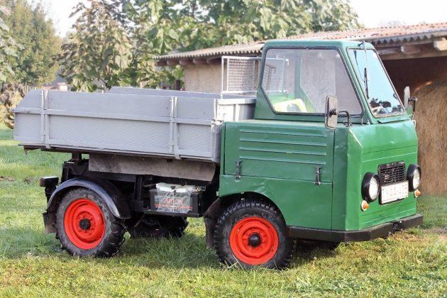 $3,300 East German: 1968 Multicar M22