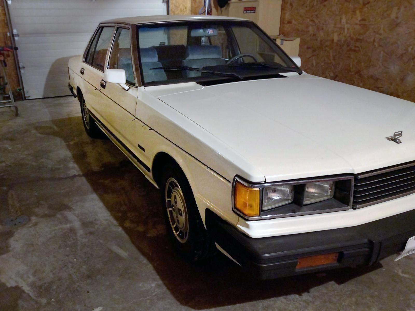 1 673 Diesel Datsun 1982 Datsun Maxima