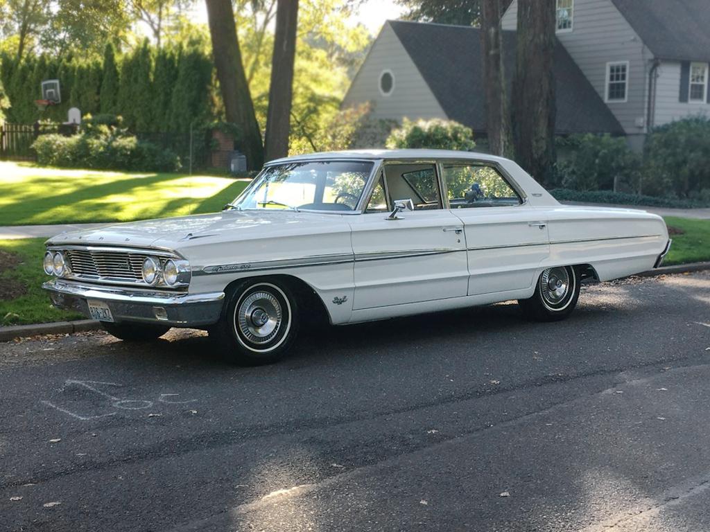 Car Garage For Sale >> 11,840 Mile Garage Find! 1964 Ford Galaxie 500