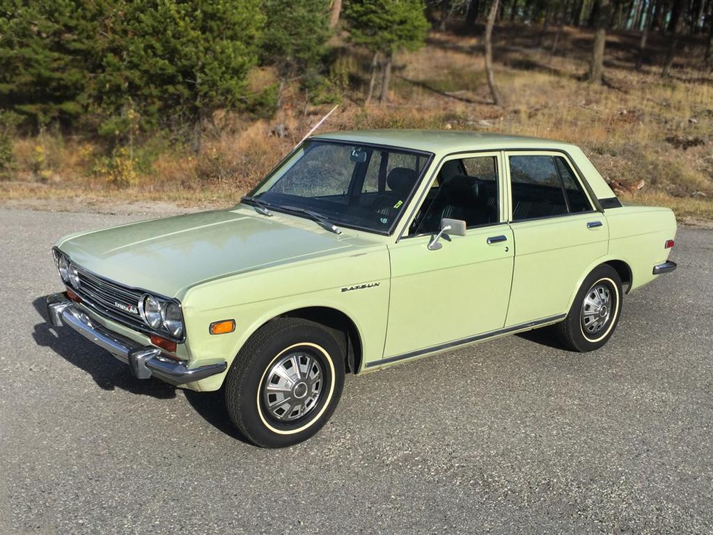 Vintage Pickup Truck For Sale >> Museum Quality Original: 1972 Datsun 510