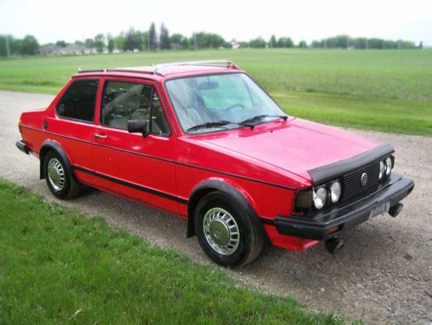 $3,000 50 MPG Diesel! 1982 Volkswagen Jetta