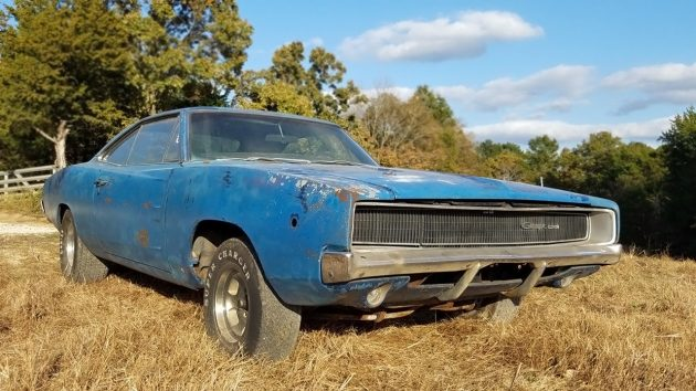 Wheels Not Included: 1968 Dodge Charger
