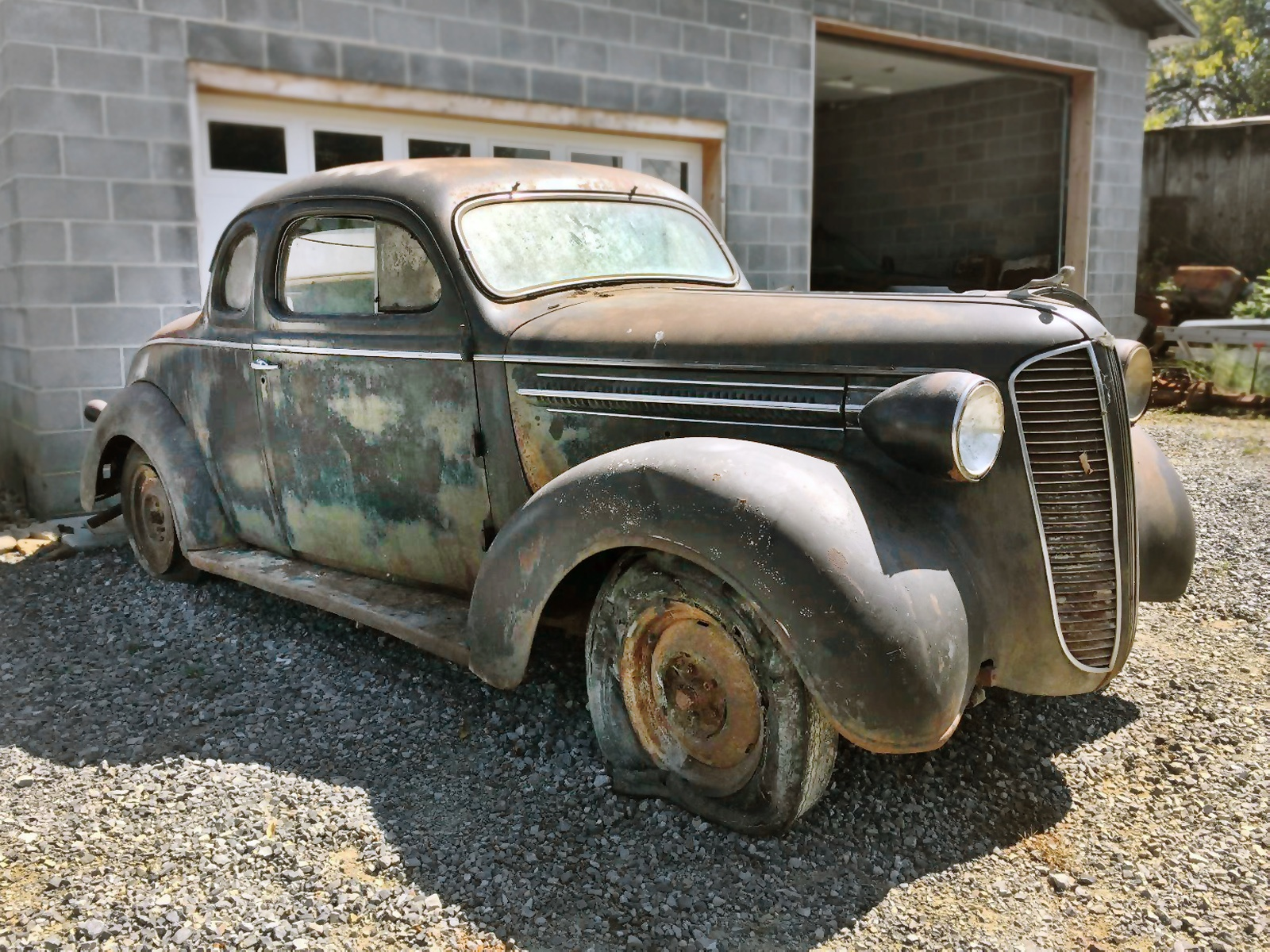 102816 barn finds 1937 dodge d5 business coupe