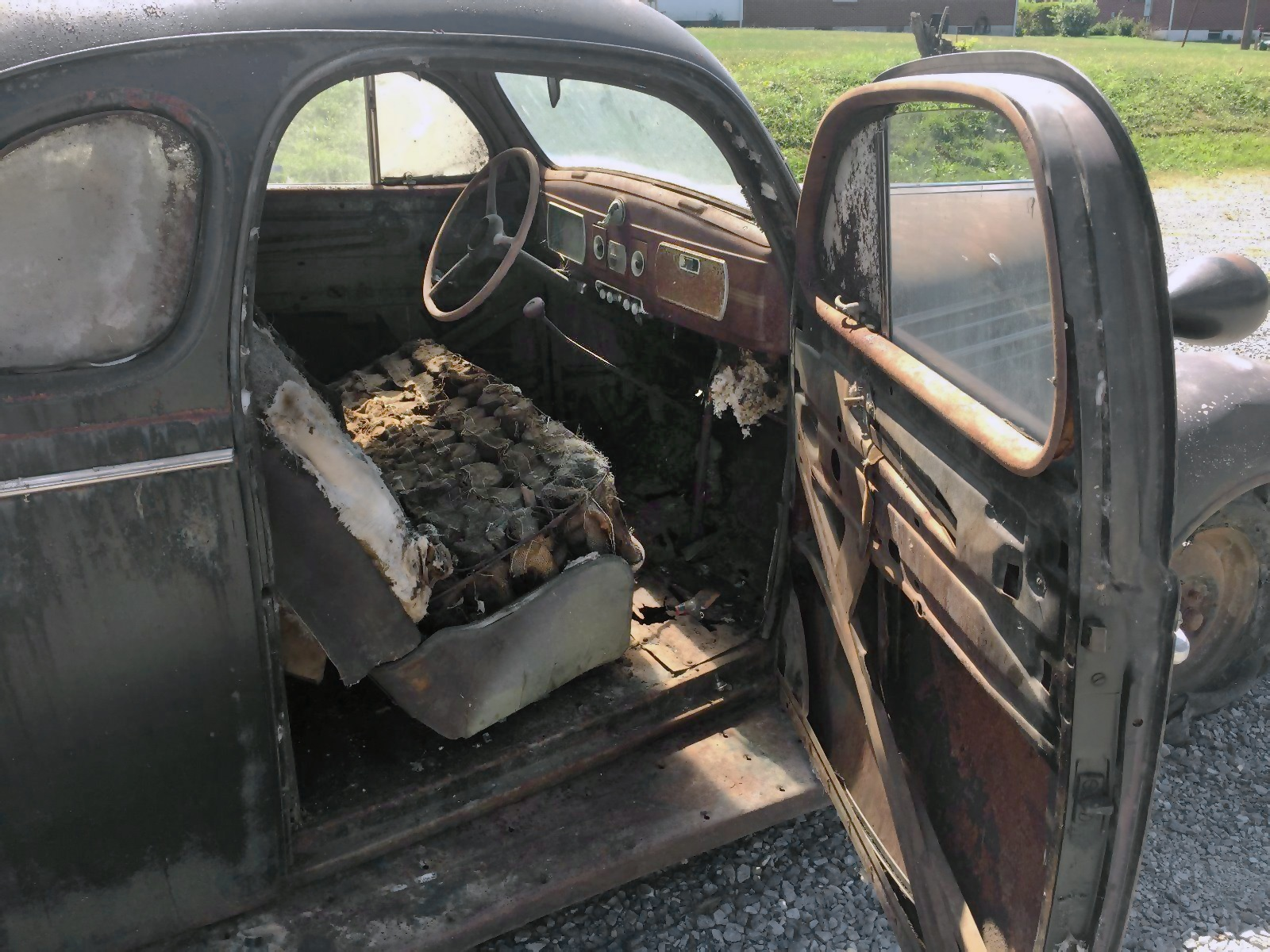 Serious Business: 1937 Dodge D5 Business Coupe