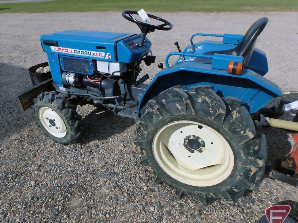 Mitsubishi Mt D Tractor Parts : Mitsubishi d wd diesel tractor