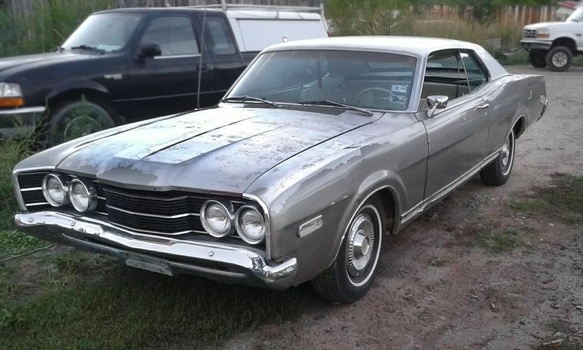 Craigslist New Mexico >> Manual Merc: 1968 Mercury Montego MX