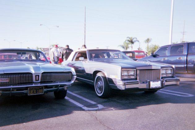 X on Cadillac 4100 Problems