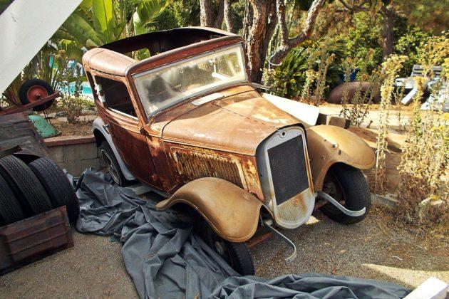 Massive Little Project: 1934 American Austin