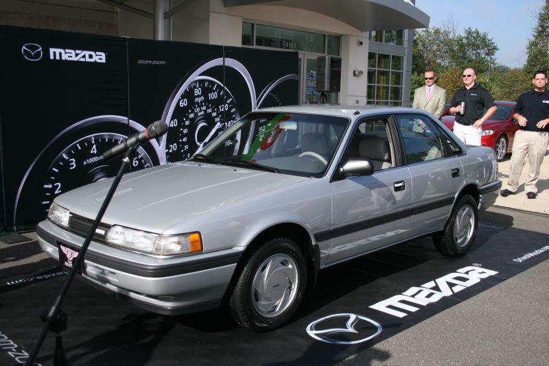 Local Car Dealers >> Great Car Story: Alfred Morris' 1991 Mazda 626