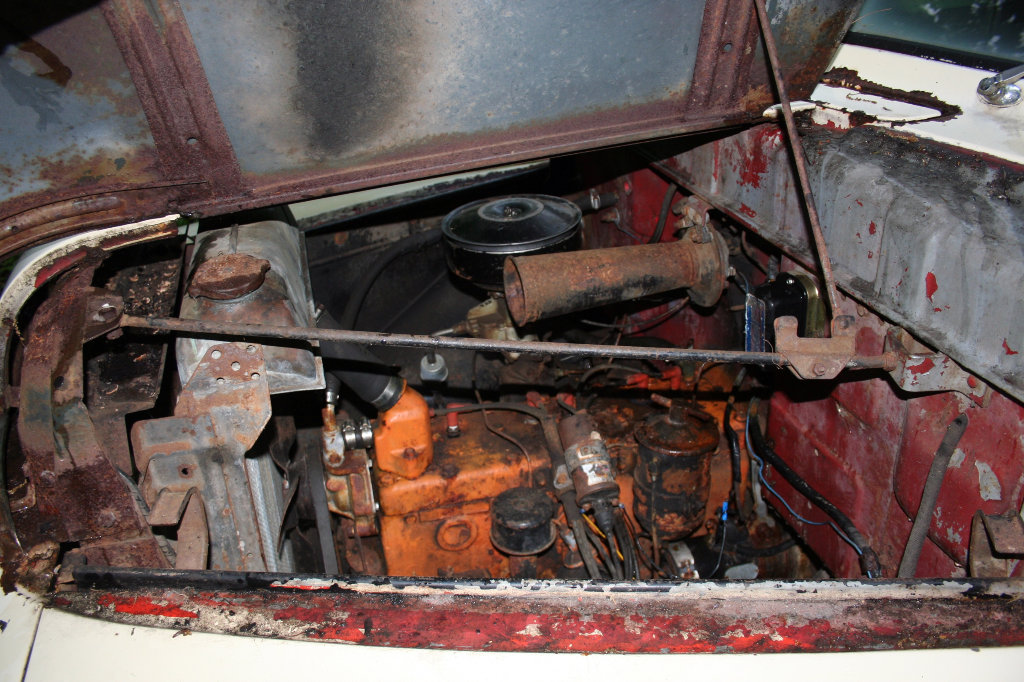 Css Equipped 1965 Dodge D100 Barn Finds Autos Post