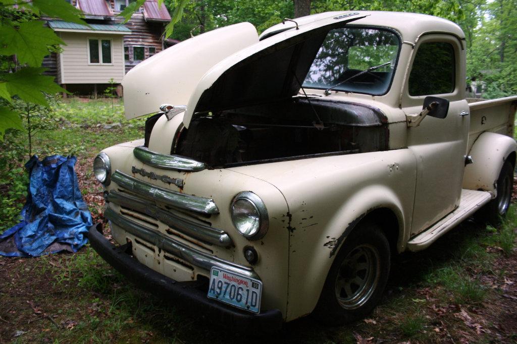 Dodge Of Burnsville >> BF Exclusive: 1948 Dodge B1 Pickup