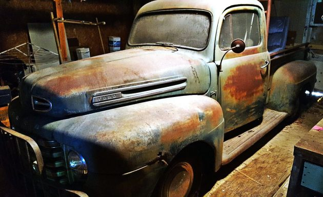 One Owner F-1: 1949 Ford F-1 Pickup