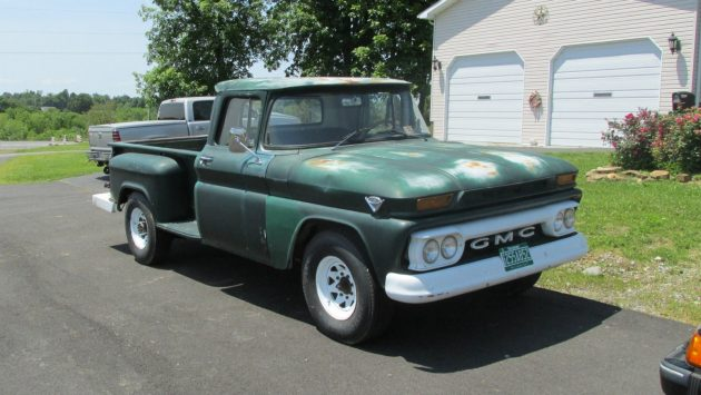 BF Exclusive: 1962 GMC 3/4 Ton Stepside
