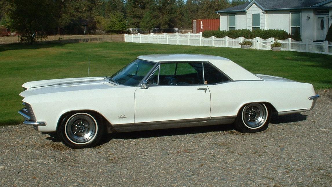 Classy Survivor 1965 Buick Riviera