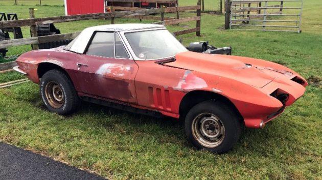 Possible L84 Found: 1965 Corvette