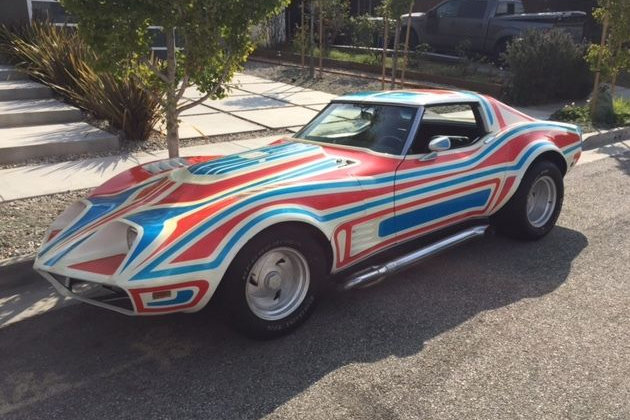 Bicentennial Vette 1969 Chevrolet Corvette