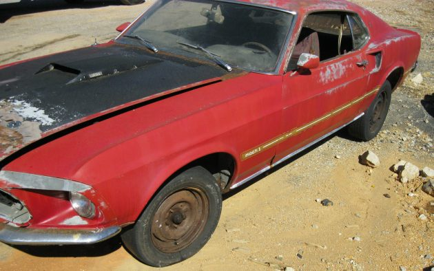 1969-mach-1-project