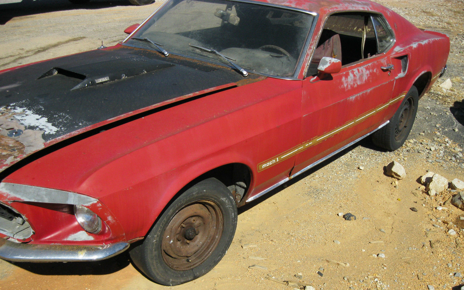 1969 mustang mach 1 project. Black Bedroom Furniture Sets. Home Design Ideas