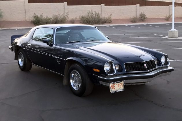 Camaro Lt X on 1974 Chevrolet Camaro Z28