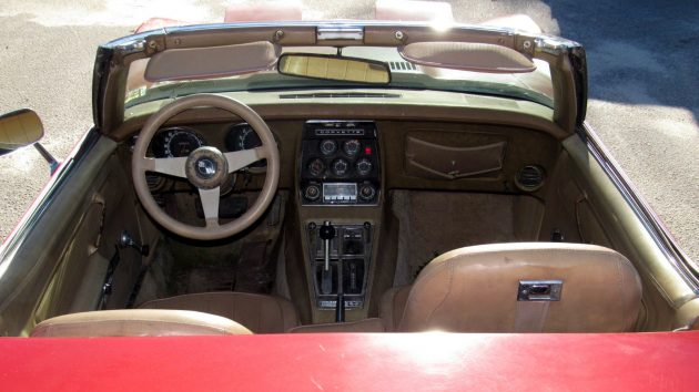 Parked For 25 Years 1974 Corvette