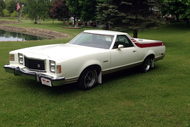 bf exclusive 1978 ford ranchero gt - 1978 Ford Ranchero