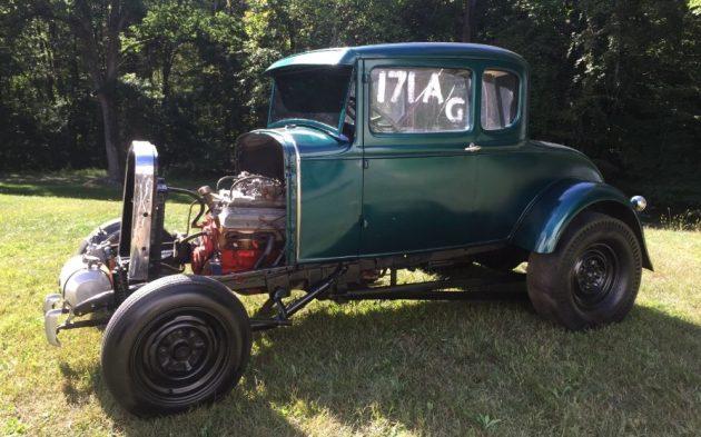 Henry's Revenge: 1930 Ford Model A Gasser