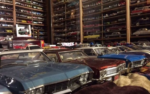 30,000 Cars Found In Donated Home!