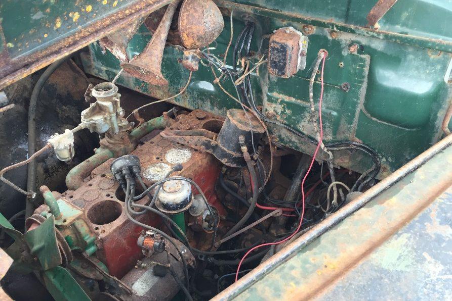 1953 Dodge Truck Engine