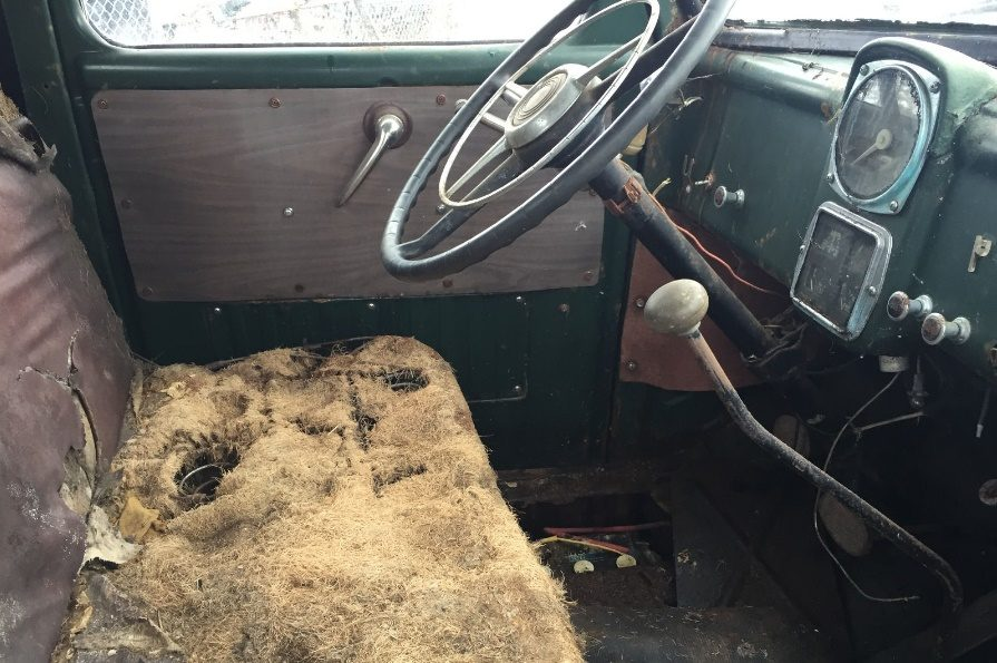 Solid And Cheap 1953 Dodge Pickup