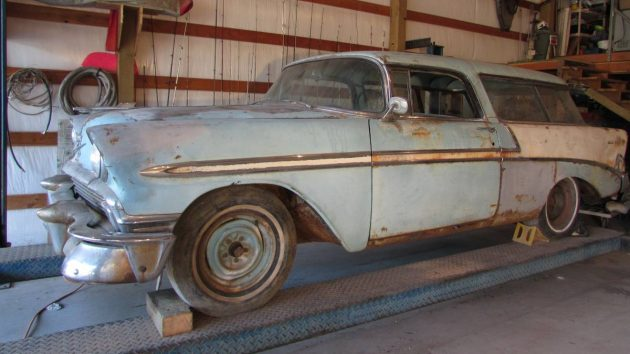 Only Original Once: 1956 Chevrolet Nomad