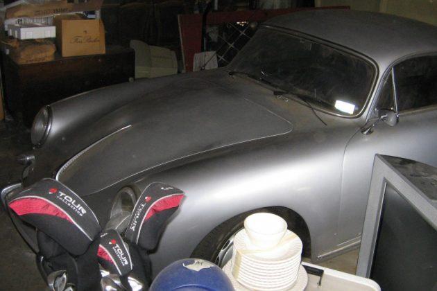 Stored 30 Years: 1960 Porsche 356B Super