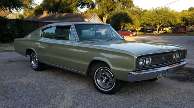 Early Survivor: 1966 Dodge Charger