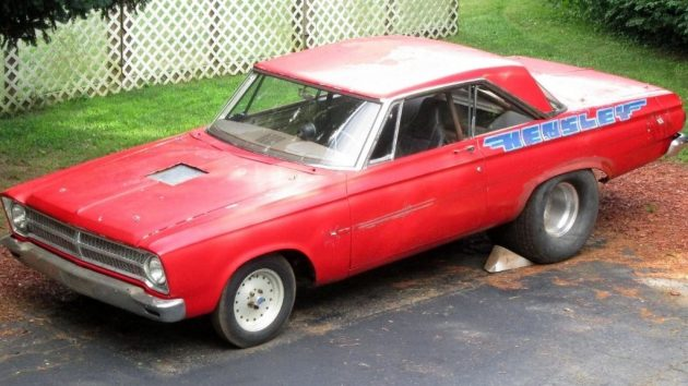 Drag History: 1965 Plymouth Belvedere II