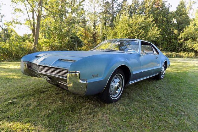First Year Survivor: 1966 Oldsmobile Toronado