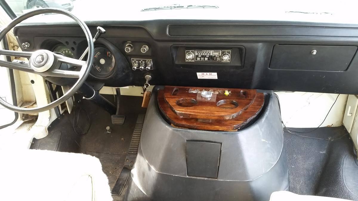 Exploration Of Time 1974 Dodge Explorer Camper Van