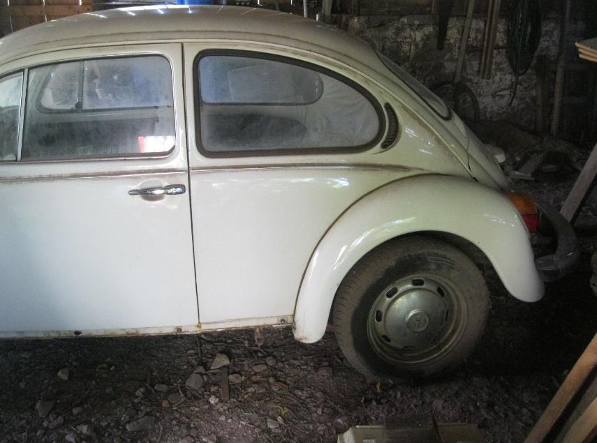 dirt cheap bug  volkswagen beetle