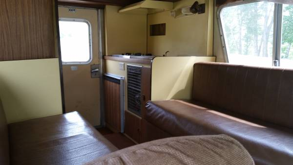 Factory Equipped: 1976 Chevrolet Blazer Chalet Camper