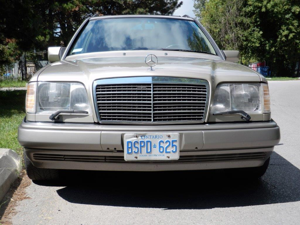 BF Exclusive: 1995 Mercedes E320 Station Wagon
