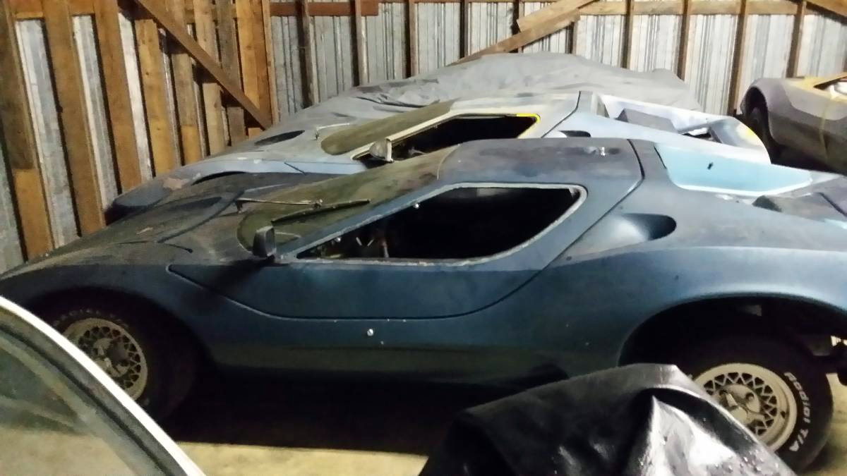 Sterling Kit Car Collection Liquidation!