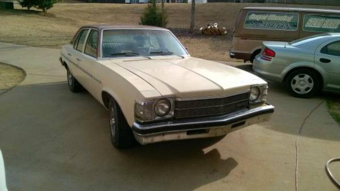 34 000 Original Miles 1976 Buick Skylark