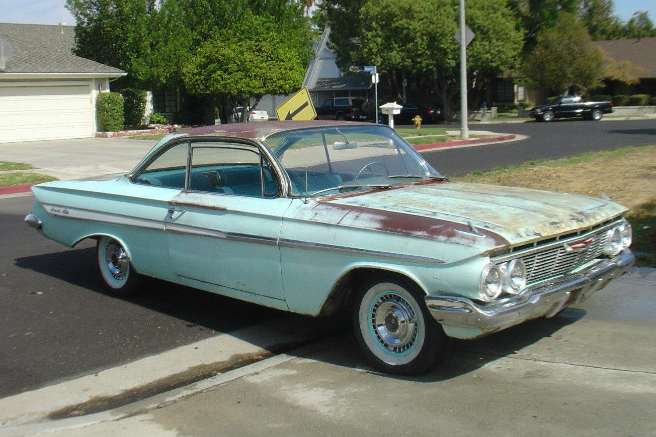 Garage Find 1961 Chevrolet Impala