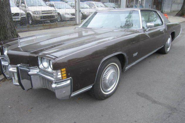 Cheap Classic: 1971 Oldsmobile Toronado
