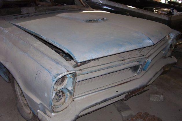 """""""3 Deuces & A Four Speed…"""" 1965 Pontiac GTO"""