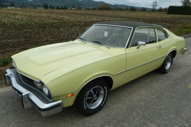 Is Your Pattern Full 1977 Ford Maverick