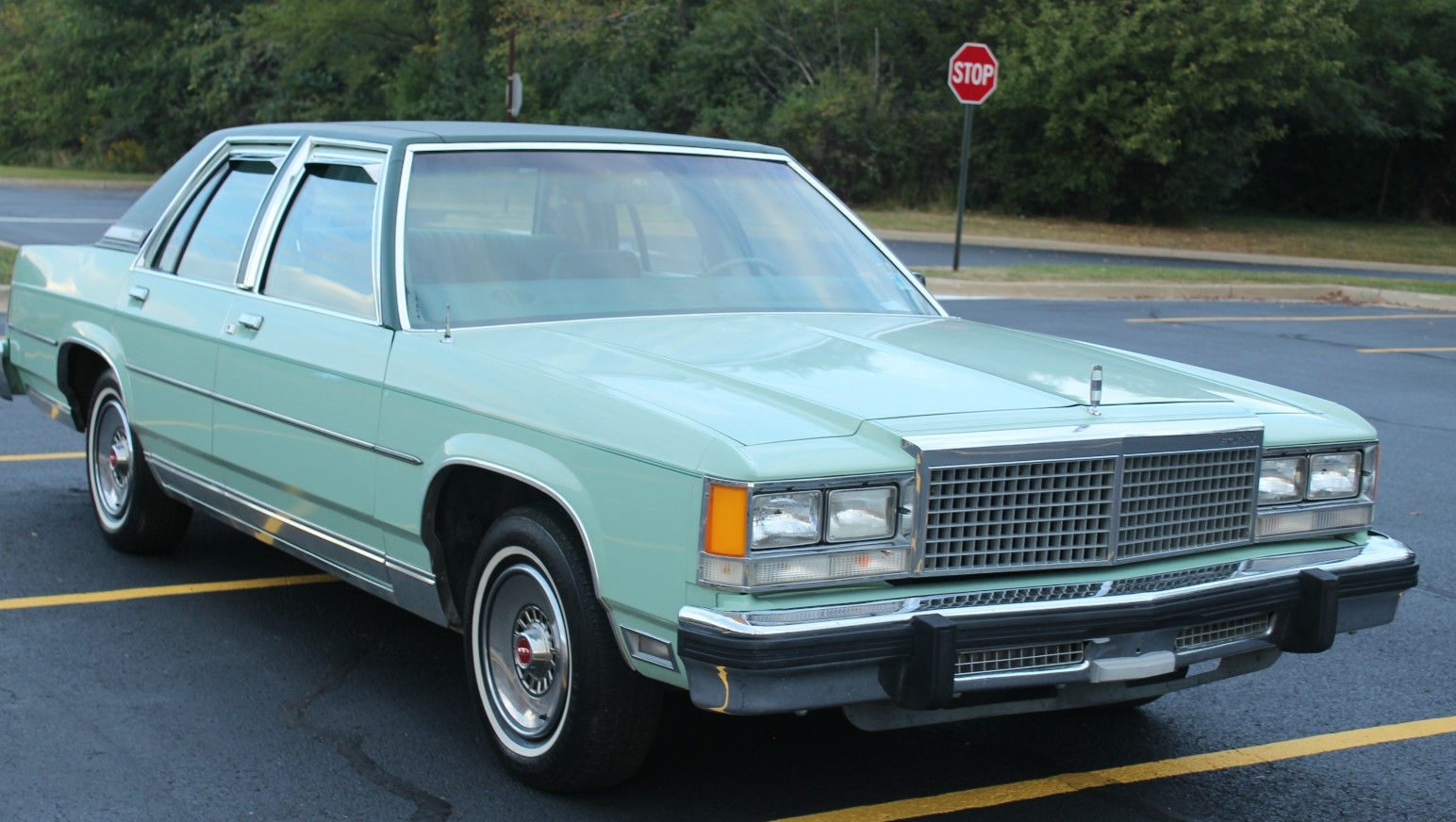 Cb And A 351 1979 Ford Ltd