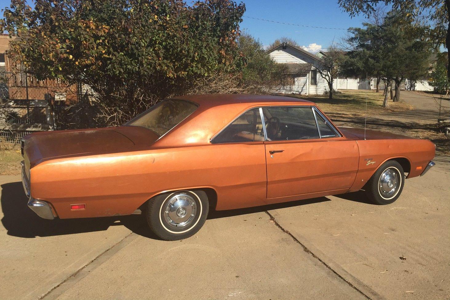 Plain But Pretty 1969 Dodge Dart Swinger