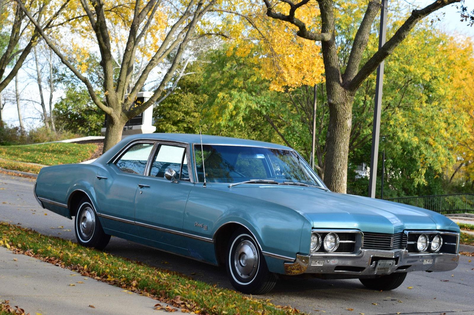 Like A Toronado 1967 Oldsmobile Delta 88