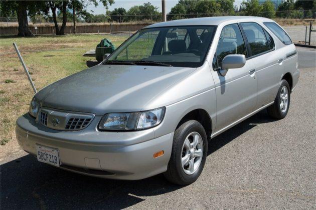 Follow Up: 2002 Nissan Altra