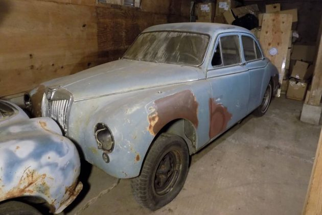1958 MG Magnette: Any Potential?